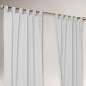 Thermalogic® White Weathermate Curtains, Set of 2