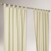 Thermalogic® Natural Weathermate Curtains, Set of 2