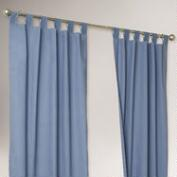 Thermalogic® Blue Weathermate Curtains, Set of 2