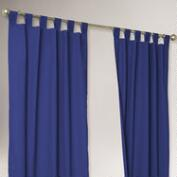 Thermalogic® Navy Weathermate Curtains, Set of 2