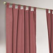 Thermalogic®Terracotta Weathermate Curtains, Set of 2