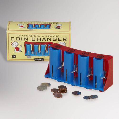 Schylling Coin Changer
