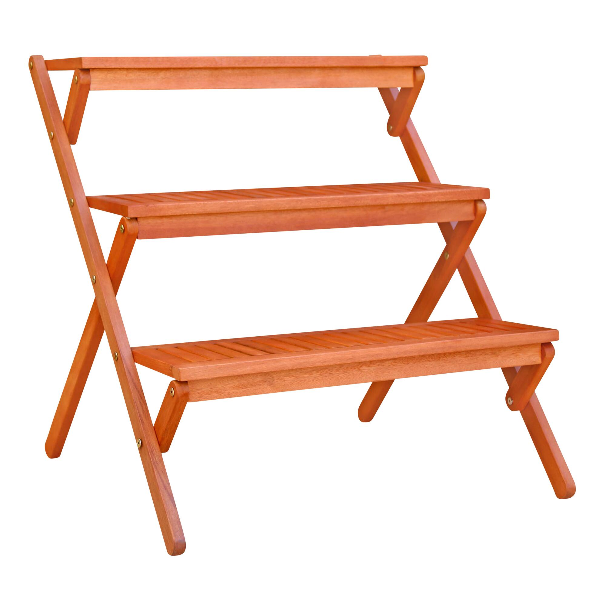 Tiered plant stand world market - Tier plant stand outdoor ...