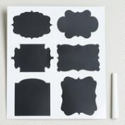 Chalk Board Label Set