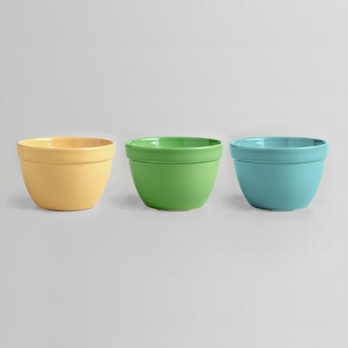 Small Jobs Mixing Bowls