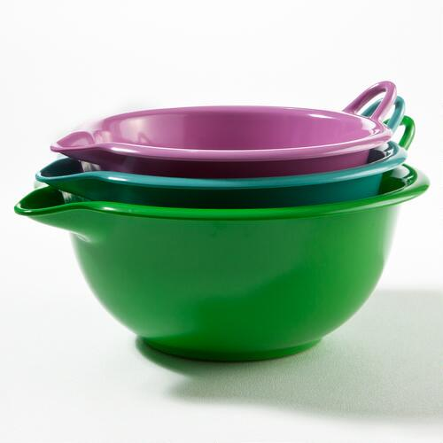 Hanging Mixing Bowl, Set of 3