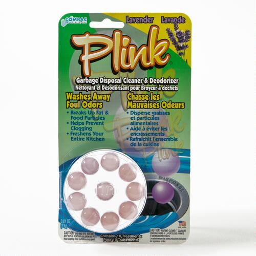 Plink Lavender Garbage Disposal Cleaner and Deodorizer