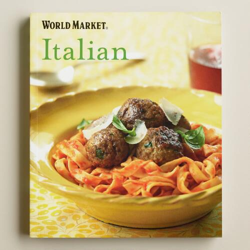 World Market Italian Cookbook