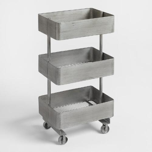 Jayden Metal Shelf Units