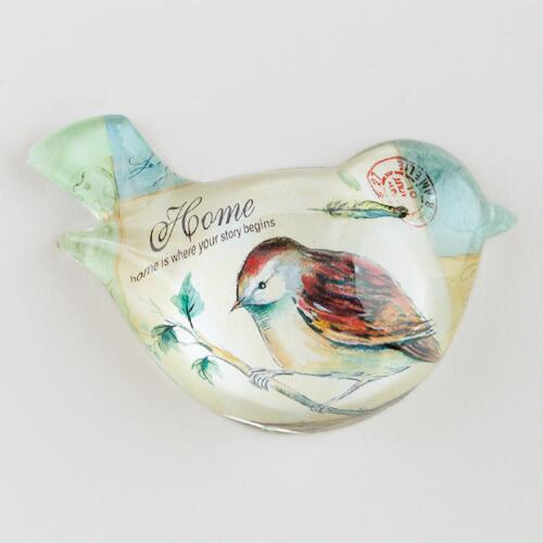 Bird Shaped Paperweight