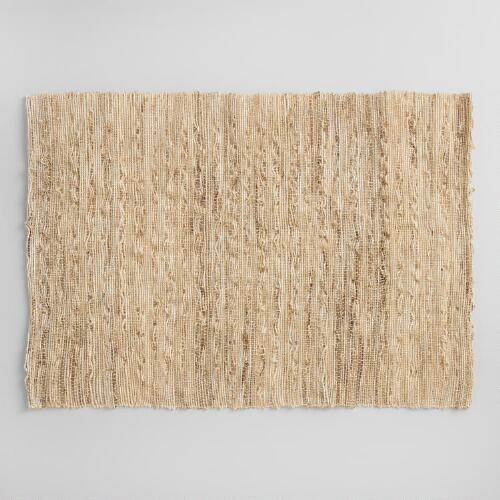 Woven Fiber Placemats, Set of 4