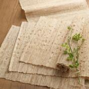 Woven Fiber Table Linen Collection