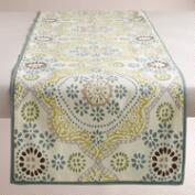 Mosaic Tile Table Runner