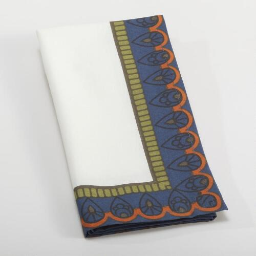 Kolkata Napkins, Set of 4