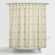 Mosaic Shower Curtain
