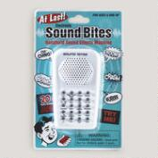 Sound Bites Handheld Sound Effects Machine