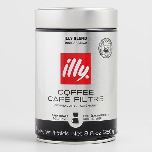 Illy Dark Roast Drip Coffee
