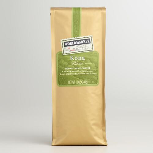 World Market® Kona Blend Whole Bean Coffee, Set of 6