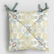 Mosaic Tile Chair Cushion