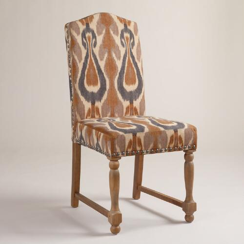 Amber Ikat Walter Chair