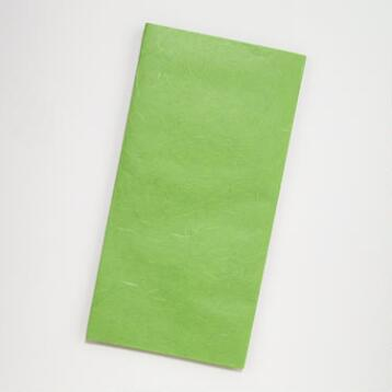 Bright Green Mulberry Tissue