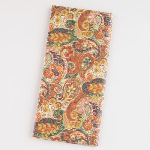 Paisley Tissue Paper