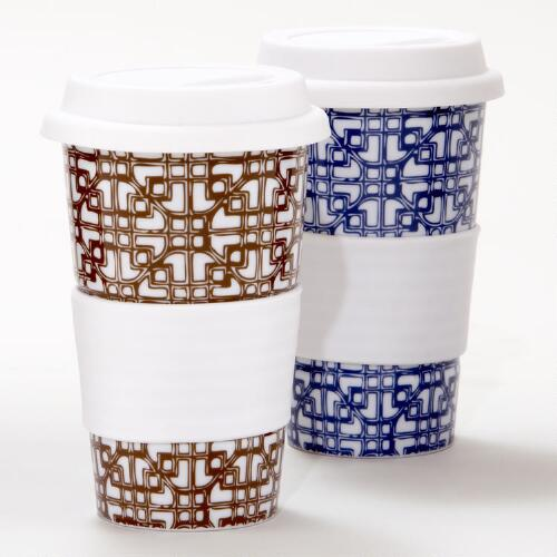Stinson Non-Paper Cups, Set of 2