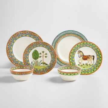 Voyage Dinnerware Collection