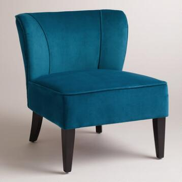 Peacock Quincy Chair