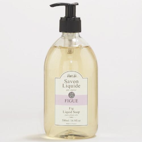 World Market® Fig Liquid Soap