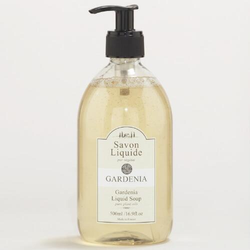 French Gardenia World Market® Liquid Soap