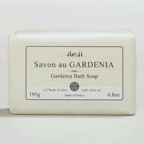 World Market® French Gardenia Bar Soap