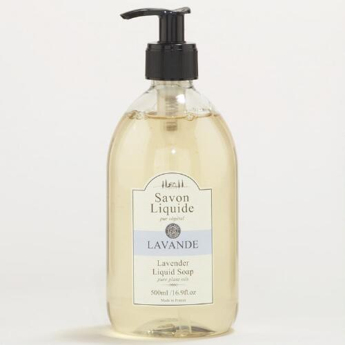 Lavender World Market® Liquid Soap