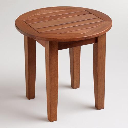 Round Valencia Side Table