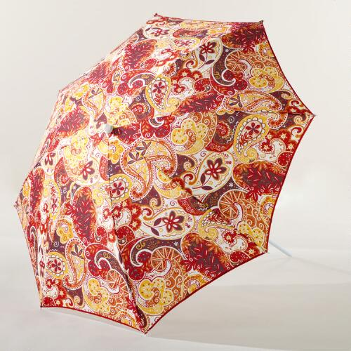 Calcutta Paisley Beach Umbrella