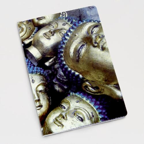 Buddha Heads World Market® Journal