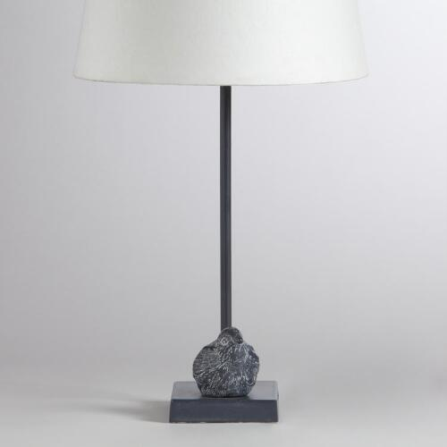 Bird Accent Lamp Base