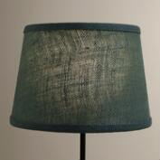Thyme Burlap Accent Lamp Shade