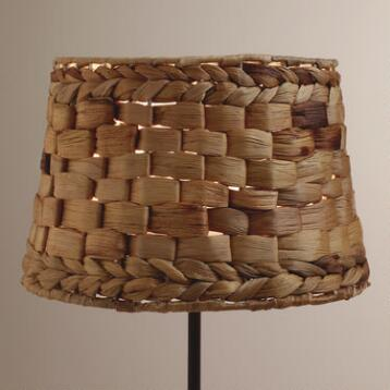 Natural Basket Accent Lamp Shade