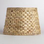 Natural Basket Table Lamp Shade