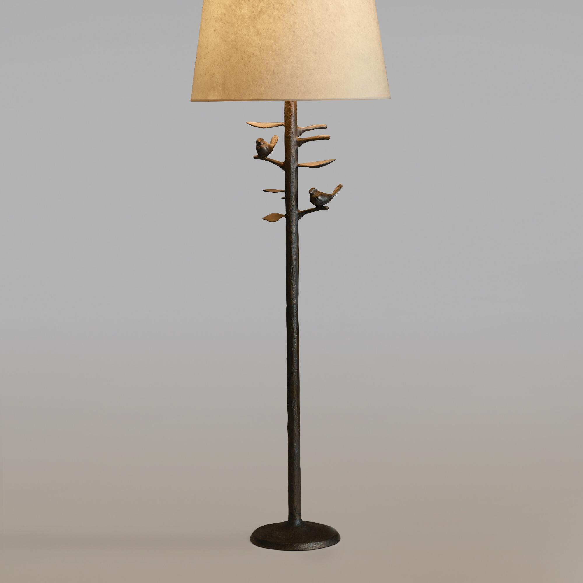 Woodlands Floor Lamp Base World Market