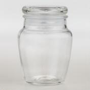 Apothecary Spice Jars with Lids, Set of 6