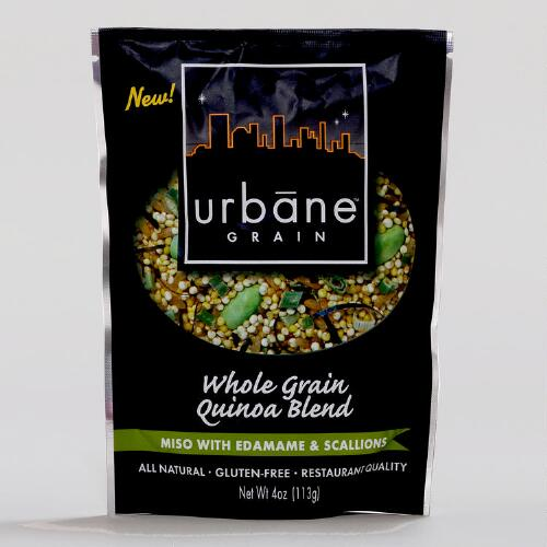 Urbane Grain Miso with Edamame & Scallions Quinoa Blend
