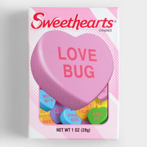 Necco Sweetheart Conversation Hearts
