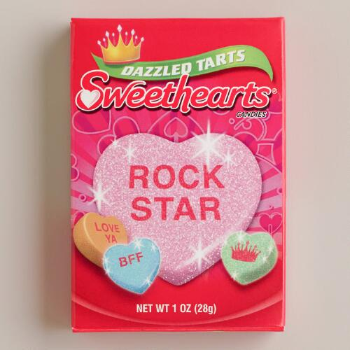 Necco Sweetheart Tarts Conversation Hearts