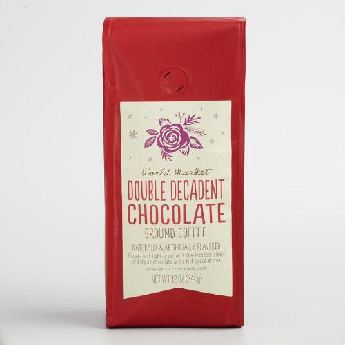 World Market® Double Decadent Chocolate Coffee