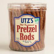 Utz Pretzel Rods Barrel