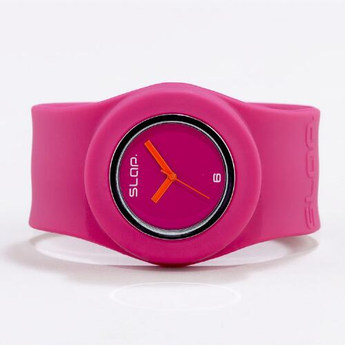 Pink Slap Watch, Large