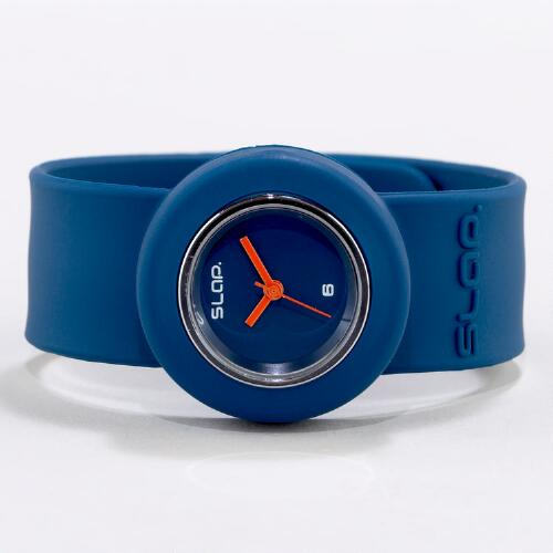 Navy Junior Slap Watch