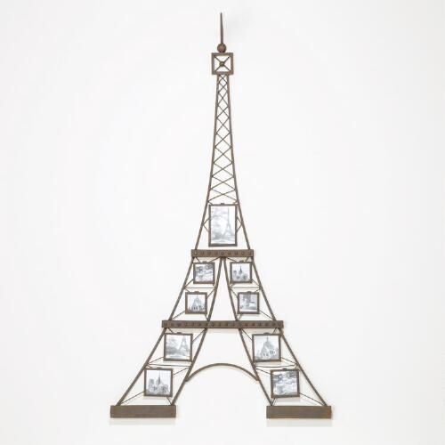 Metal Eiffel Tower